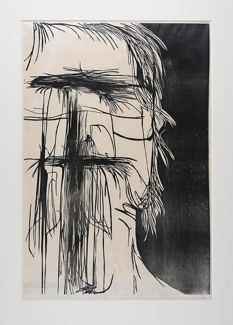 Leonard Baskin, 'Dead Saint', 1960, Sylvan Cole Gallery