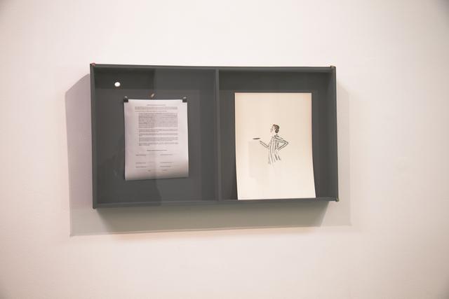 """, '""""Bent"""",' 2017, SGR Galería"""