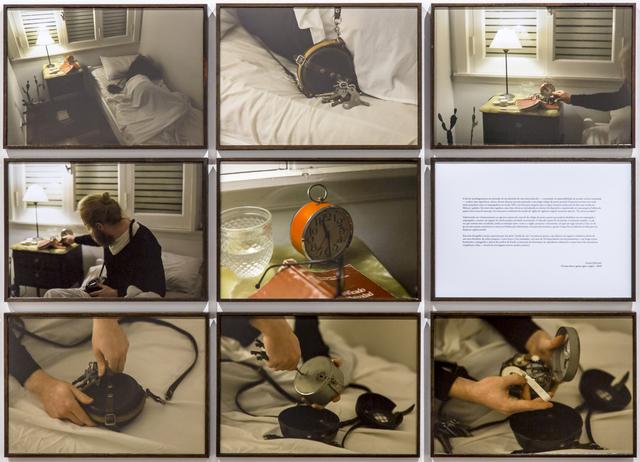 Daniel Jablonski, 'The mad sleep - Who watches the watchman? ', 2016, Janaina Torres Galeria