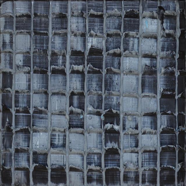 , 'Nachtgrau,' 2015, Galerie Reinhold Maas