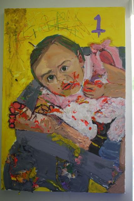 , 'Monster bBaby,' 2019, Asher Grey Gallery