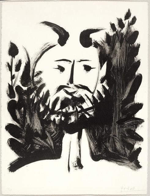 Pablo Picasso, 'Faune souriant', 1948, Koller Auctions