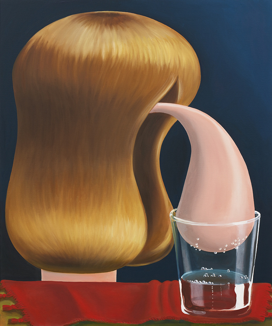 , 'The Bubbly Water,' 2016, MIER GALLERY