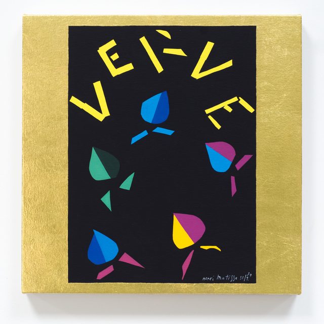 , 'Wartime Issue (Henri Matisse, Verve magazine, vol. 2, no. 8),' 2015, Fleisher/Ollman