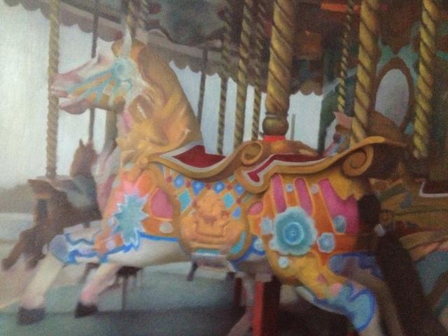 , 'Carousel,' , Gitana Rosa Gallery