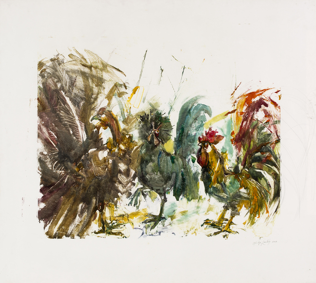 Guranda Klibadze, 'The Hen - House', 2012, Baia Gallery