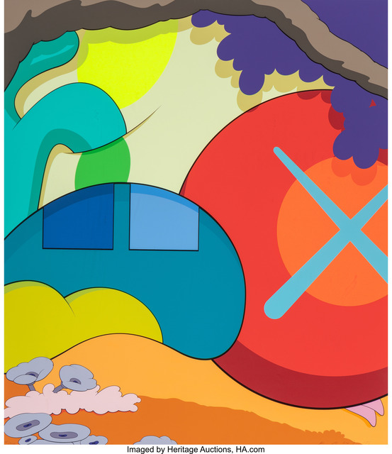 KAWS, 'You Should Know I Know', 2015, Print, Screenprint on paper, Heritage Auctions