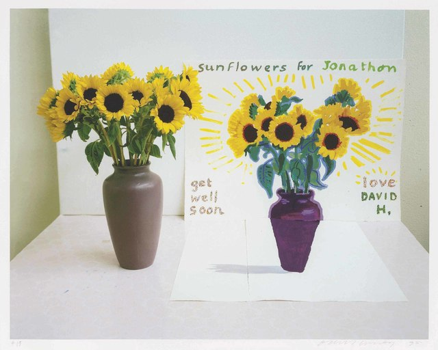 David Hockney, 'Photography is dead long live Painting', 1995, Christie's