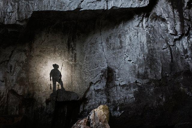 , 'Iluikak: La cueva de las golondrinas,' 2016, Almanaque