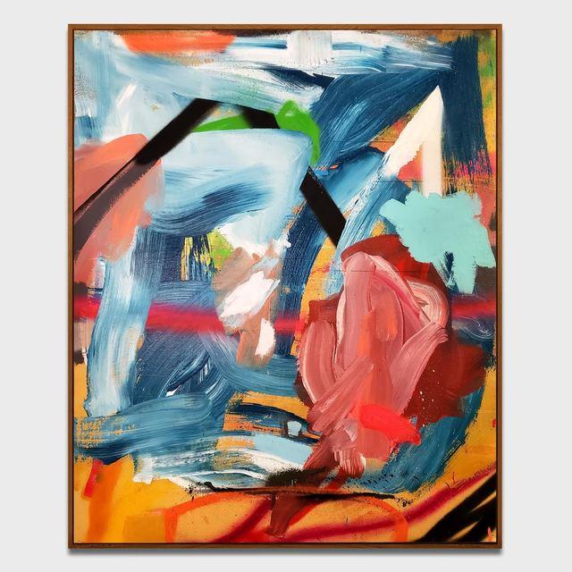 Jonathan Ryan Harvey, 'MOHAWK', 2019, Marcel Katz Art