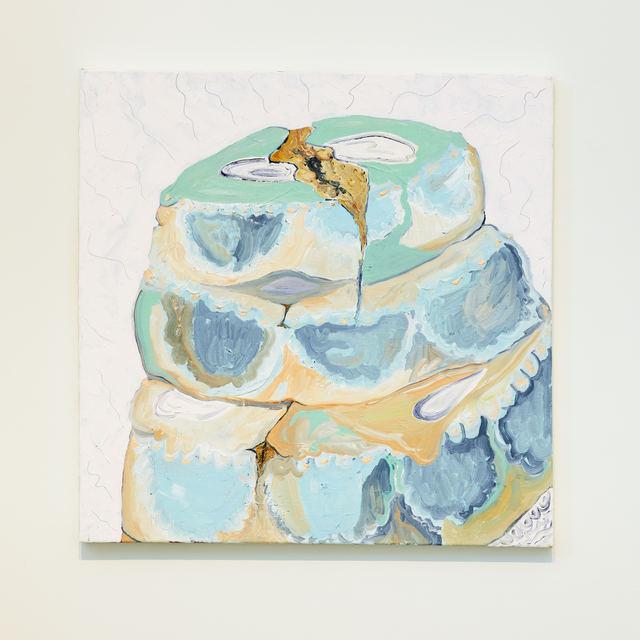 , 'Splitting Cake,' 2018, Diane Rosenstein
