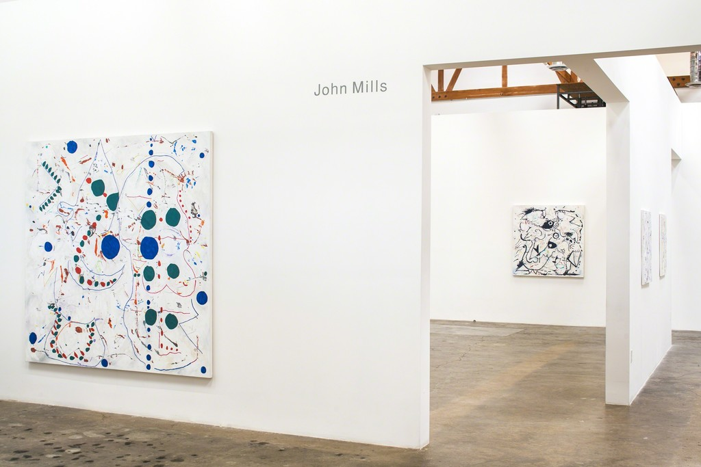 "John Mills: ""For Your Eyes Only"" Installation view. 2016."