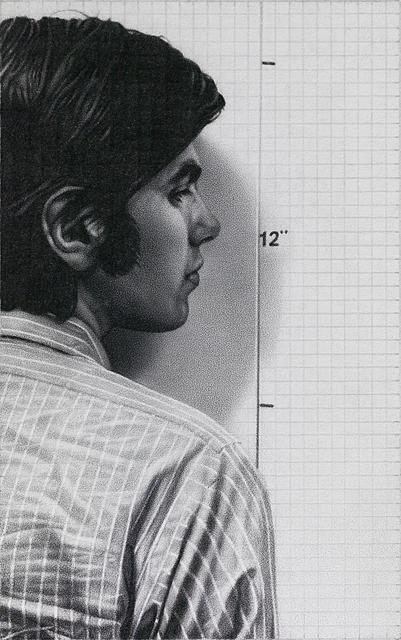 Dan Fischer, 'Mel Bochner', 2012, Wilding Cran Gallery