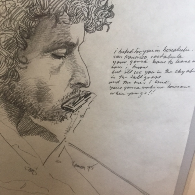 , 'Bob Dylan,' 1975, ACA Galleries