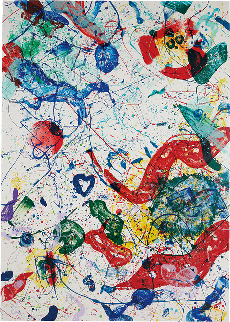 Sam Francis, 'Untitled', 1986, Phillips