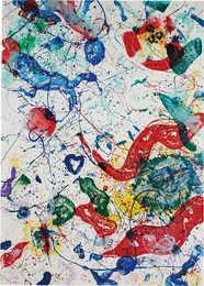 Sam Francis, 'Untitled,' 1986, Phillips: Evening and Day Editions (October 2016)