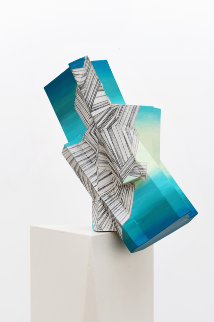 , 'Cloaked Debris VII,' 2014, Galerie EIGEN + ART