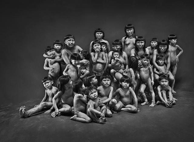 Sebastião Salgado, 'Suruwaha, Amazonas, Brazil', 2017, Peter Fetterman Gallery