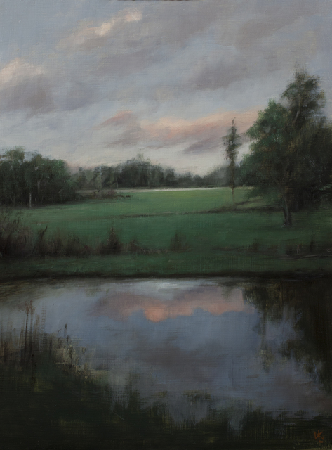 , 'Pond's Edge,' , Gallery 1261