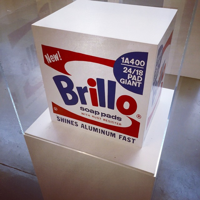 , 'Brillo Soap Pads Box 1968/1990 Malmö Type,' 1968/1990, MultiplesInc Projects