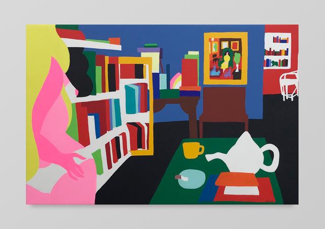 , 'Librarian,' 2017, V1 Gallery