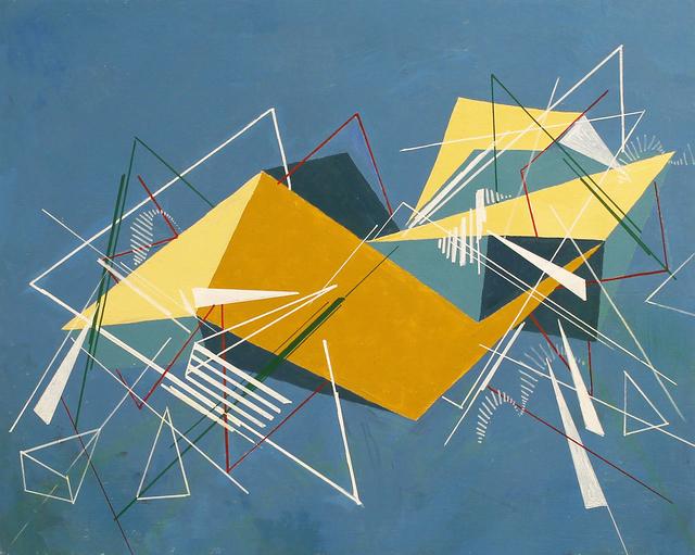 , 'Danforth,' 2015, Art Attack SF
