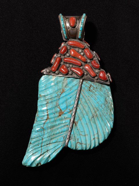 , 'American Indian Pendant, Santa Fe, New Mexico,' ca. 1950, Tambaran