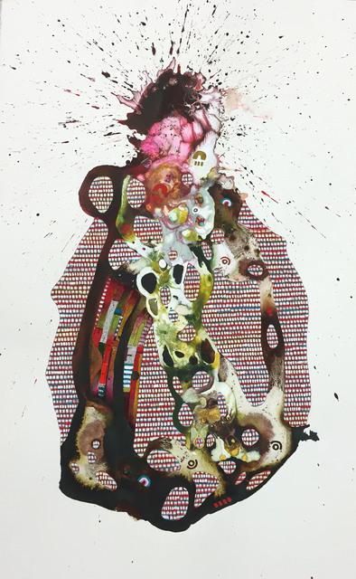 , 'Order/Chaos 65,' 2015, Denise Bibro Fine Art