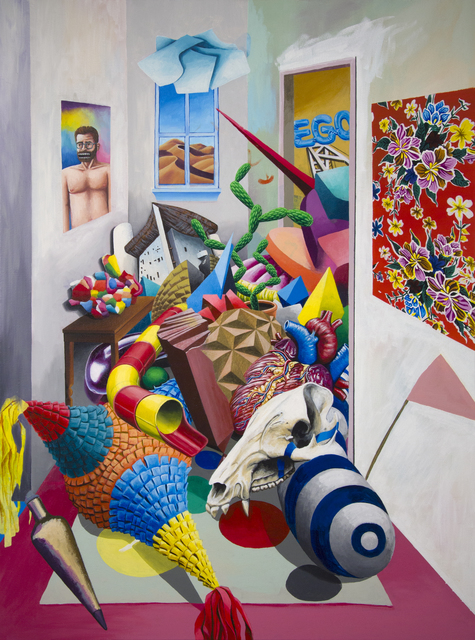 , 'Jumble Room,' 2017, The Ernest G. Welch School of Art & Design at Georgia State University