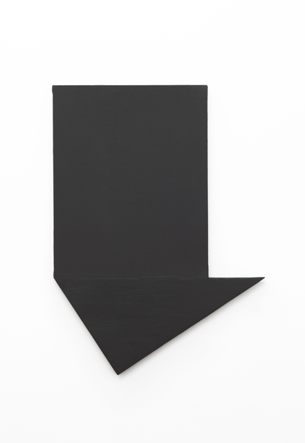 , 'Positions of a Triangle in Relation to a Rectangle II,' 2014, Cosmocosa