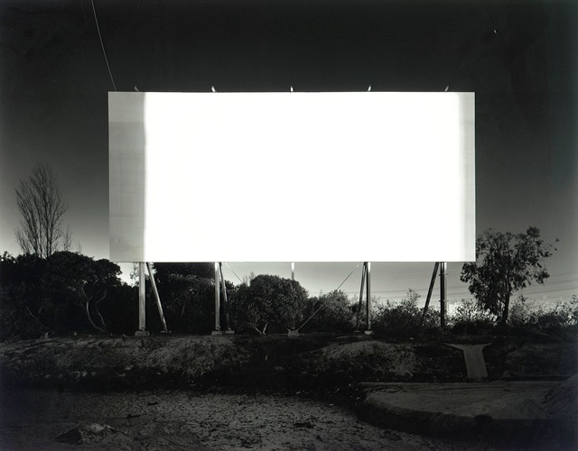 , 'Stadium Drive-In, Orange,' 1993, Ben Brown Fine Arts