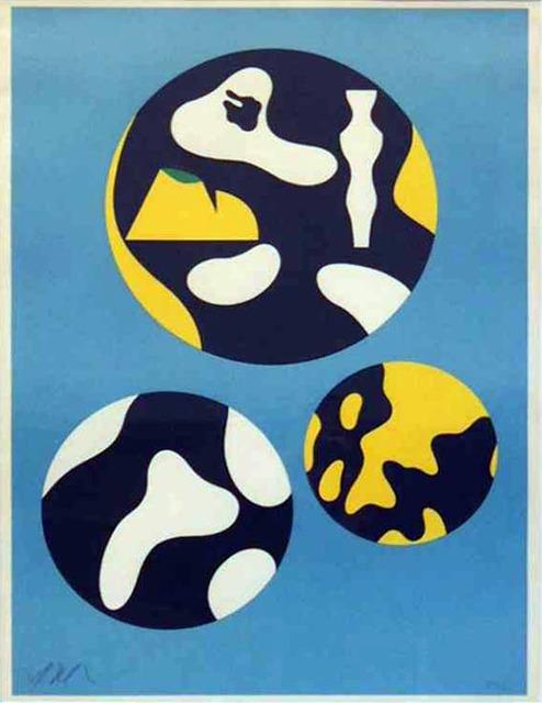 Hans Arp, 'De la famille des étoiles', 1965, Le Coin des Arts