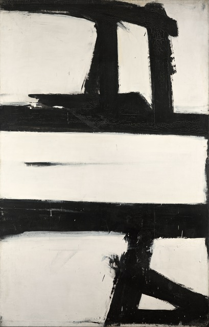 Franz Kline, 'Painting,' 1952, ARS/Art Resource