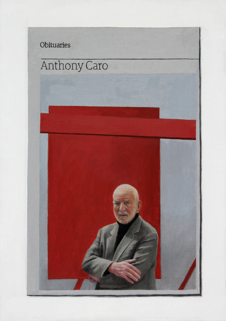 , 'Obituary: Anthony Caro,' 2015, Charlie Smith London