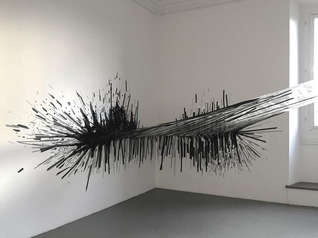 , 'Raumzeichnung (fusion),' 2016, Eduardo Secci Contemporary
