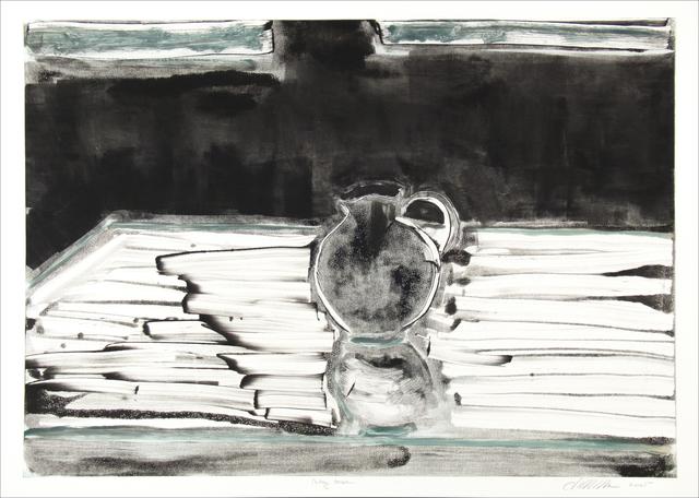 , 'Gray Vase,' 2005, Manneken Press