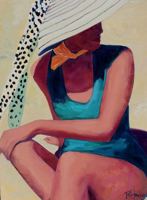 , 'Sunny Beach Day,' 2010-2017, Eisenhauer Gallery
