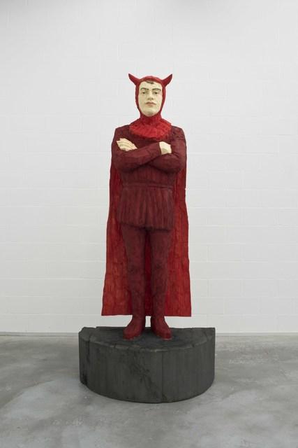, 'Roter Teufel,' 2016, Deweer Gallery