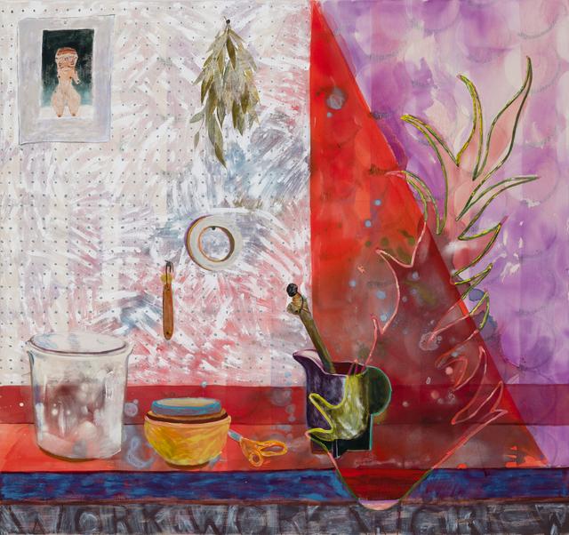 , 'Soft Eyes,' 2018, Asya Geisberg Gallery