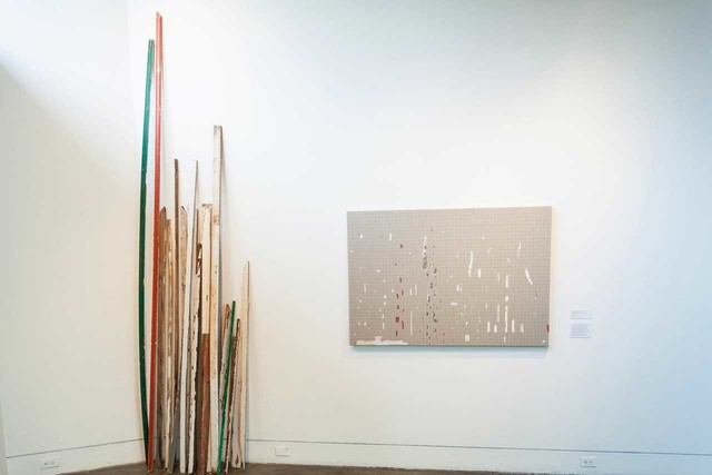 Analia Saban, 'Composition with Readymade Paint', 2014, Prospect New Orleans