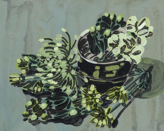 , 'Little Flowers,' 2012, Main Street Arts