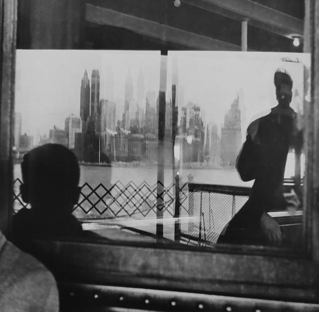 Louis Faurer, 'Staten Island Ferry, New York', 1946, Afterimage Gallery