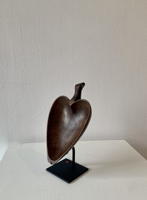Unknown, 'Zoomorphic Ceremonial Dish ', Early 20th Century, Sculpture, Cendana Wood, JL Phillips Gallery