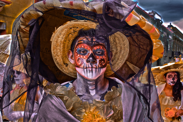 , 'Day of the Dead, Oaxaca, Mexico,' 2013, Peyton Wright Gallery