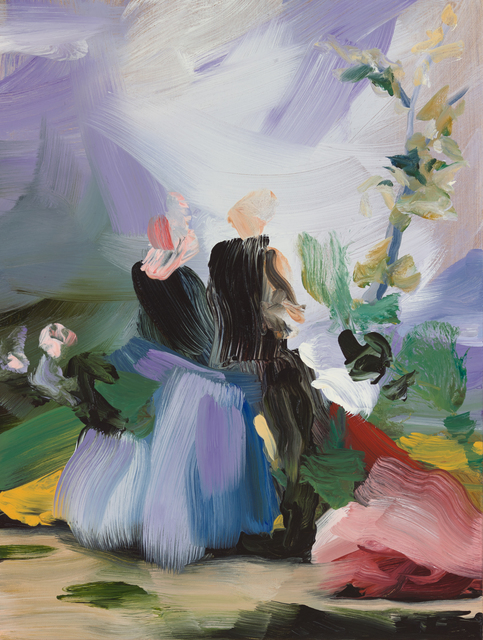 , 'Spring III,' 2015, Cynthia Corbett Gallery