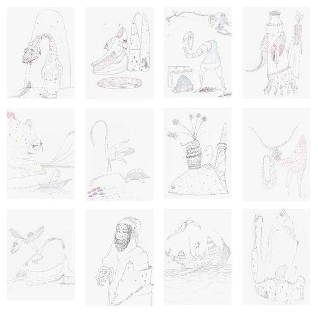 , 'Untitled, For Parkett 95,' 2014, Parkett