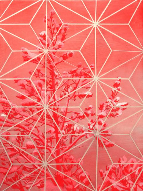 , 'Pink Piñon,' 2017, form & concept