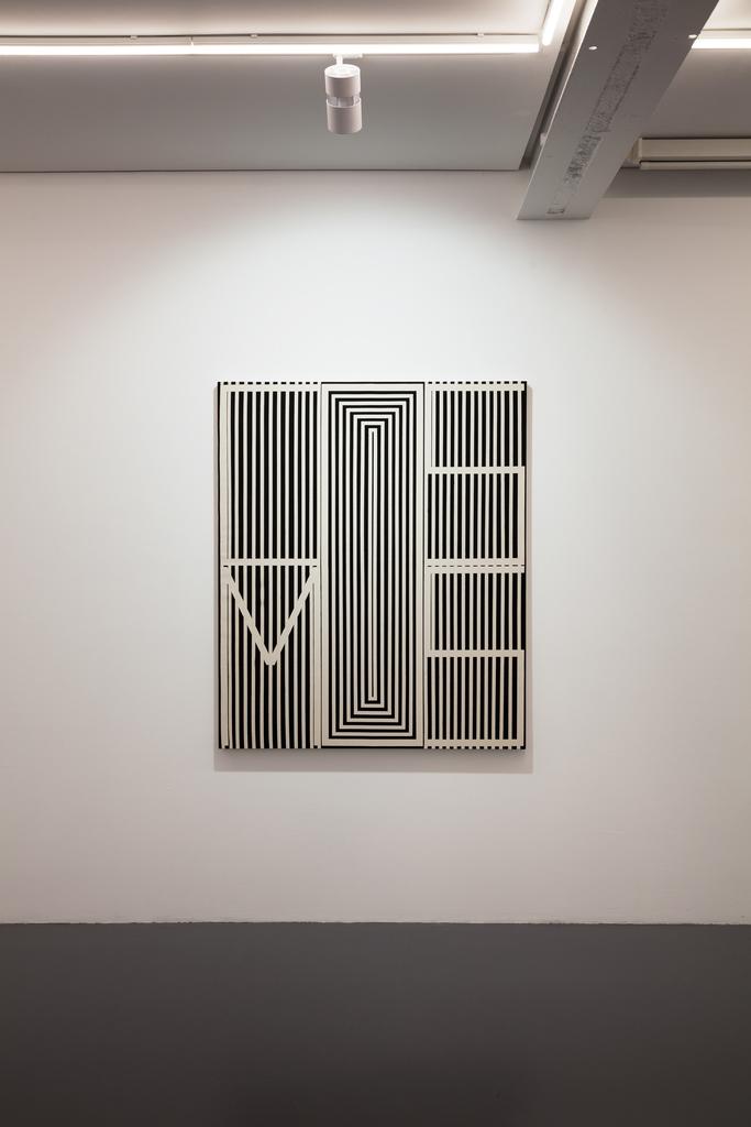 « John Phillip Abbott. New Day », exhibition view, Xippas Paris, January 11- February 15, 2020. Photo: Frédéric Lanternier.