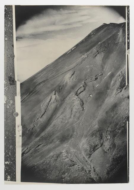 , 'Mt. Fuji and Its Trails,' 1952, MEM
