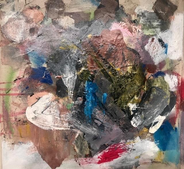 Julien Trésor Kandolo (KANDO), 'Mitraille', 2019, Painting, Acrylic on Canvas, Gugsa Black Arts Collective